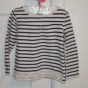 Sz. 4T Girls long sleeve shirt